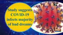 Study suggests COVID-19 infects majority of bad dreams
