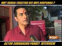Anupamaa catches husand Vanraj red-handed