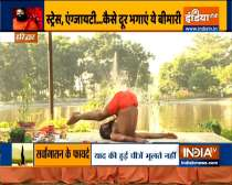 Yogasanas like sheershasana, kapalbhati help relieve depression