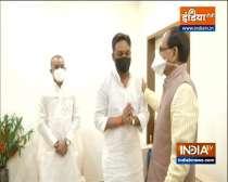 Madhya Pradesh: Former Congress MLA Rahul Lodhi Joins BJP