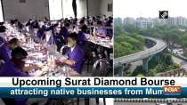 Upcoming Surat Diamond Bourse attracting native businesses from Mumbai