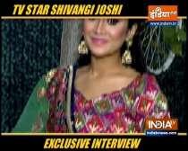 TV actress Shivangi Joshi on her Yeh Rishta Kya Kehlata Hai journey