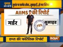 What AIIMS final report on Sushant Singh Rajput death claims? Know full details