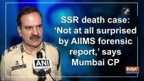 SSR death case: