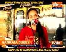 Unlock 5.0: Mumbai metro services to resume from Oct 19