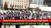 Anti-China protests in Canada highlight brutal repression of ethnic Uyghurs