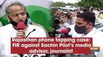Rajasthan phone tapping case: FIR against Sachin Pilot