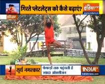 Do yogasanas daily to get rid of dengue and chikungunya