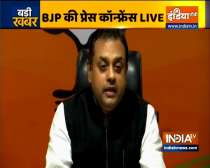 Shashi Tharoor turned India into laughing stock in Lahore Lit Festival: BJP on anti-India remark