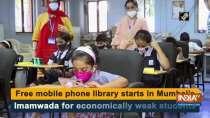 Free mobile phone library starts in Mumbai