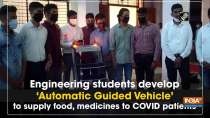Engineering students develop
