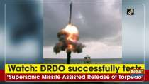 Watch: DRDO successfully tests
