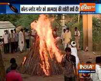 Karauli priest case: Family performs last rites of victim