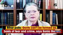 Bihar polls: Govts can