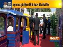 Gujarat: PM Modi inaugurates