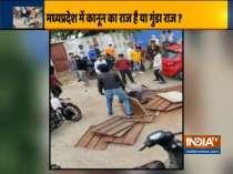 MP: Autorickshaw driver brutally beaten up with iron plates in Jabalpur