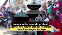 Locals in Kathmandu protest against new master plan for Pashupati, claim it endangers heritage