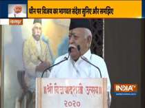 India should be bigger than China in power and scope, says RSS chief Mohan Bhagwat