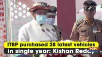ITBP purchased 28 latest vehicles in single year: Kishan Reddy