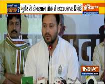"""Who asked you to be General Dyer?"""" Tejashwi Yadav condemns firing in Munger"""
