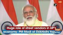 Huge role of street vendors in UP