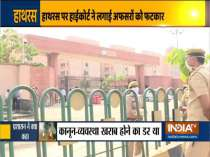 Allahabad HC raps UP Police over Hathras case