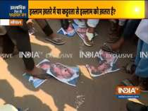 France Muhammad cartoon row: Anti-Macron protests intensify in Bhopal