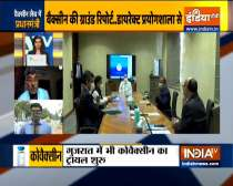 Hyderabad: PM Modi visits Bharat Biotech facility to review COVID vaccine development