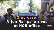 Drug case: Arjun Rampal arrives at NCB office