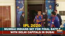IPL 2020: Mumbai Indians set for final battle with Delhi Capitals in Dubai