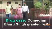Drug case: Comedian Bharti Singh granted bail