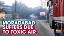 Moradabad suffers due to toxic air