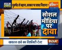 Aaj Ka Viral: Decoding the truth behind viral video of India-Bangladesh border