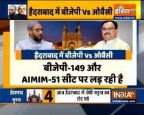 Hyderabad civic polls: BJP