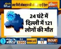 Delhi reports 6,746 new coronavirus cases
