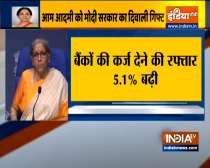 Economy is showing strong signs of recovery: FM Nirmala Sitharaman
