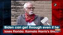 Biden can get through even if he loses Florida: Kamala Harris