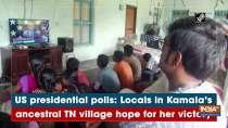 US presidential polls: Locals in Kamala