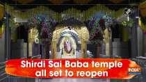 Shirdi Sai Baba temple all set to reopen