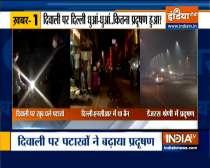 Top 9: Air quality severe in Delhi post Diwali