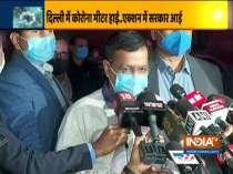 Centre assured 750 ICU beds at Delhi: CM Arvind Kejriwal