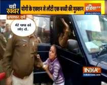 UP police celebrate Diwali with family of Khurja girl