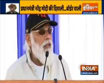 The Indian Armed Forces worked on a war footing during COVID-19 pandemic: PM Modi