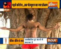 Swami Ramdev shares best yogasanas to strengthen lungs