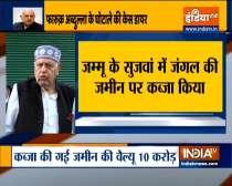Farooq Abdullah named in Jammu and Kashmir