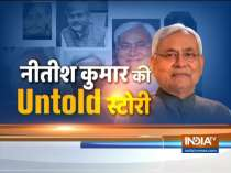 Untold story of Nitish Kumar: From student leader to people
