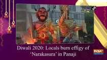 Diwali 2020: Locals burn effigy of
