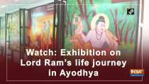 Watch: Exhibition on Lord Ram