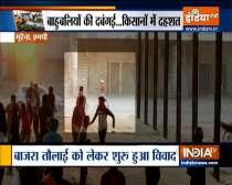 Madhya Pradesh: Panic grips Morena after firing at mandi, FIR registered