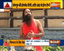 Know from Swami Ramdev home remedies to get rid of dandruff and white hair